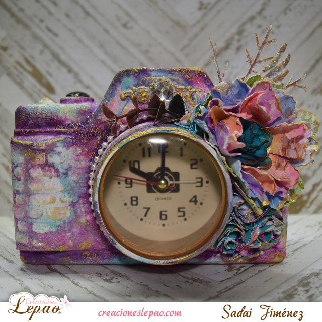 Camara_Home_Decor_Mixed_Media_Sadai_Jiménez_Creaciones_Lepao_1